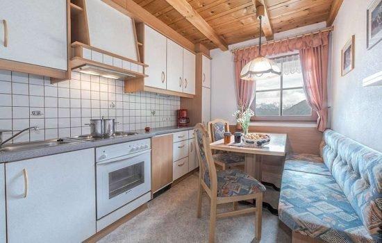 Kradorferhof a S. Maddalena / Val Casies - Alto Adige