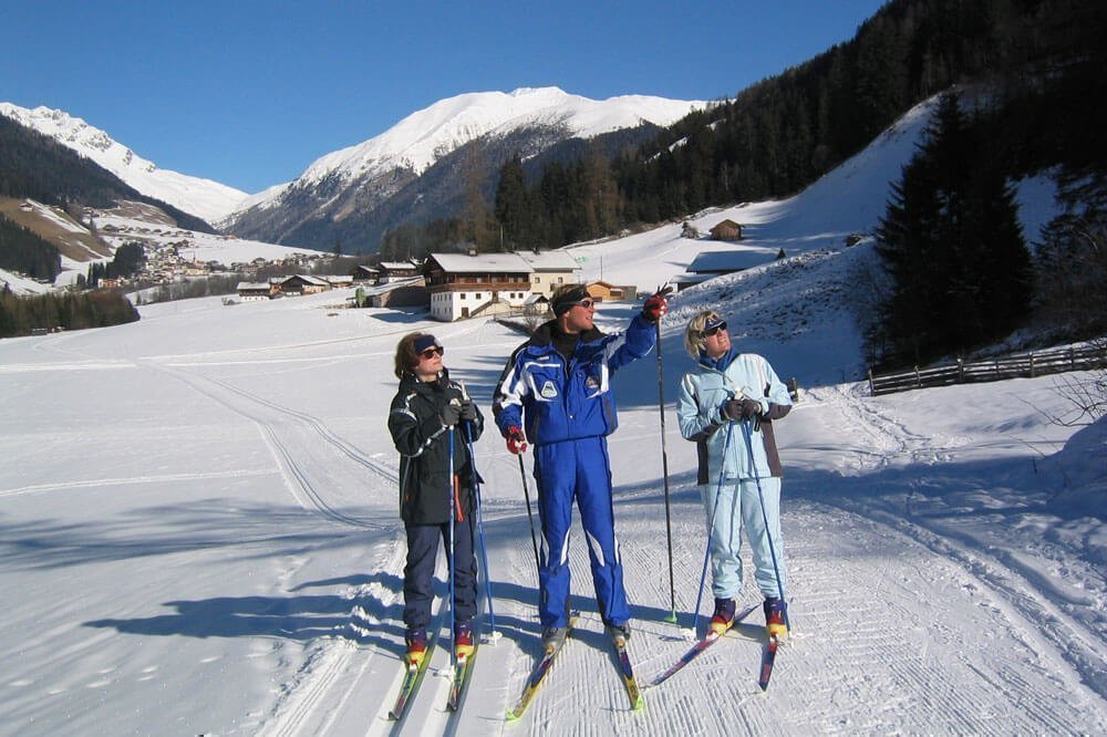 Winterurlaub Pustertal